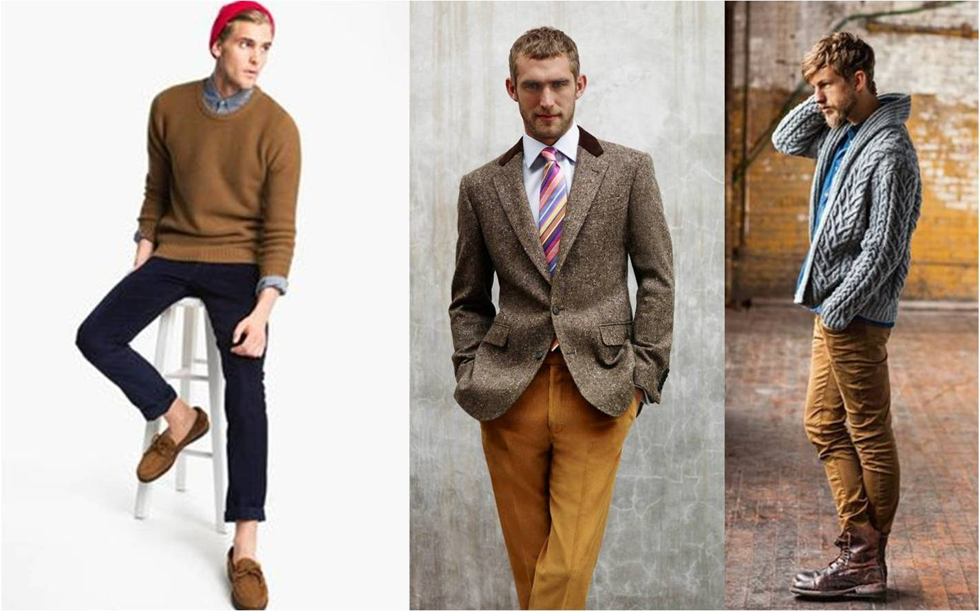 How to Wear The Corduroy Pants