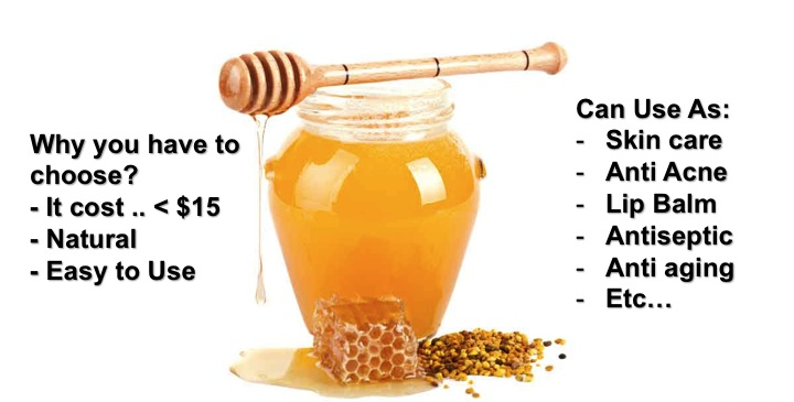 honey skincare