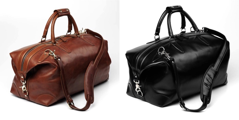 Appropriate Ways To Choose Leather Duffle Bags For Men