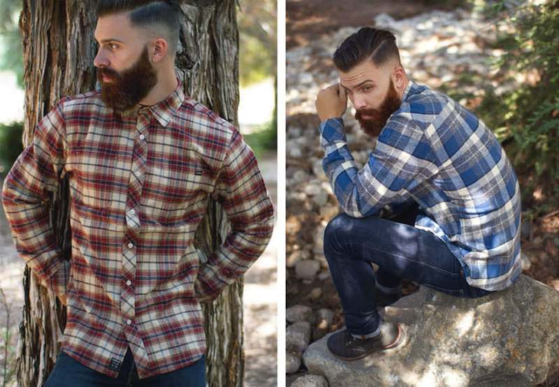 Flannel shirts for men for How to wear men s flannel shirts
