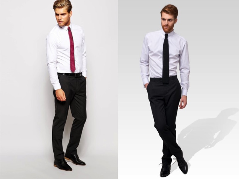 How To Get Sharp With Shirt And Tie Combinations