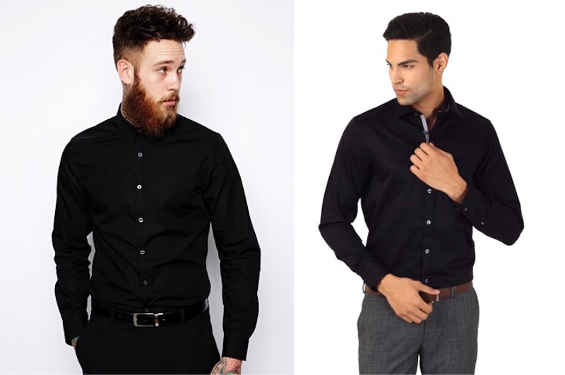 shirts that make you look slimmer