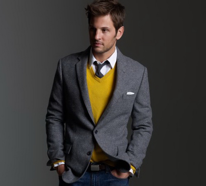 Event Etiquette : When To Choose Suit Blazer Or Sportcoat?