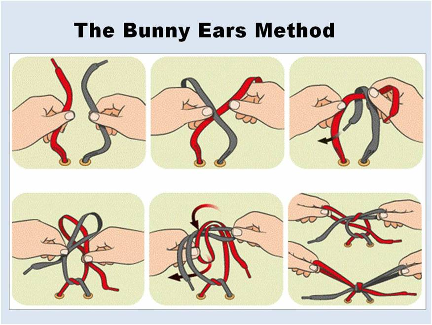 The etiquette of shoes how to tie shoelaces how to tie shoelaces ccuart Images