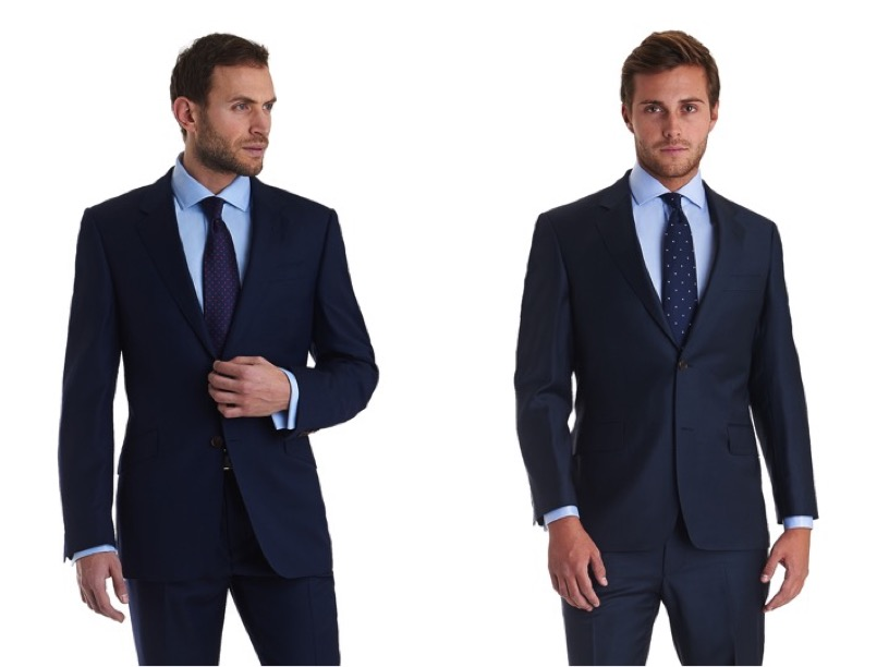 The Reason Of Having Navy Blue Suit For Men In Wardrobe