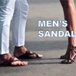Men's Sandals? Why Not?