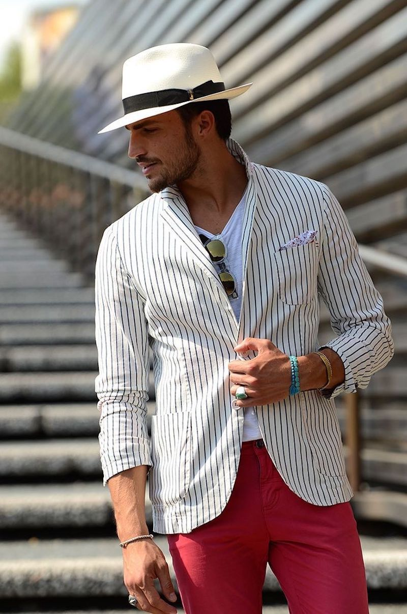 men fashion hat