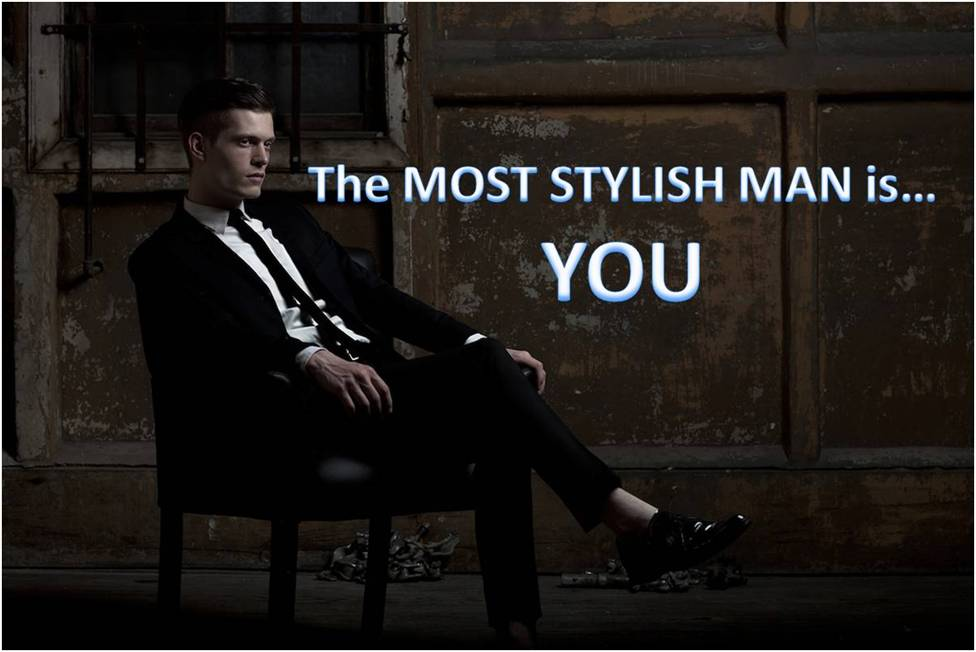 most stylish man