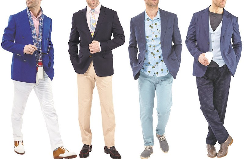 Why YOU Should Wear a Suit Jacket with Jeans
