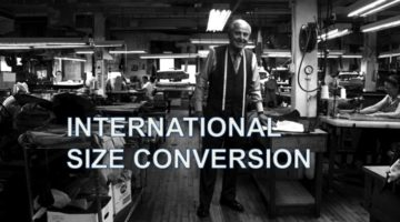 International Size Conversion
