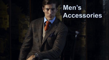 7 Timeless Men's Outfits, Clothes and Accessories All Classy Gentlemen Should Have