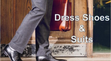 Your Go-To Guide to Wearing Dress Shoes with Suits