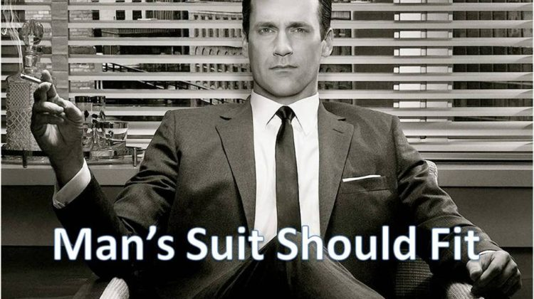 How a Man's Suit Should Fit: A Guide to Finding the Perfect Suit