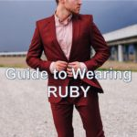 Man's Guide to Wearing Ruby Jewelry