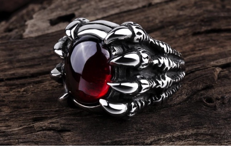 men's guide to wearing ruby