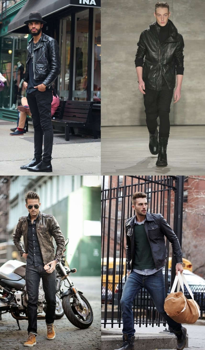 best leather jacket for men