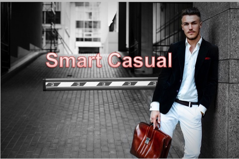 smart casual dress code