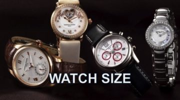 5 Tips That Will Guide You Select The Right Watch Size